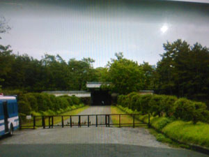 江戸城の門「半蔵門」