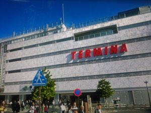 錦糸町駅付近の風景