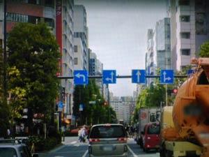 日本橋人形町通り